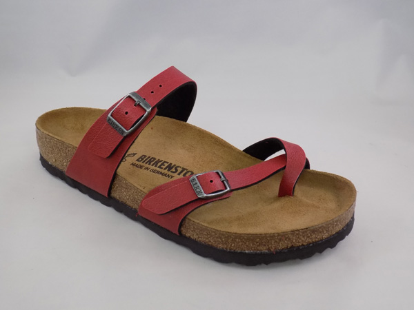 Birkenstocks Mayari Bordeaux