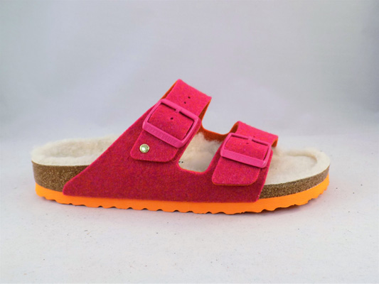 1e7cfbc6633c20 Arizona Wool Felt - Doubleface Fuchsia - Brown s Shoe Fit Co ...